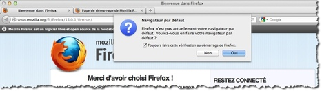 Comment réinitialiser Firefox facilement ? | Time to Learn | Scoop.it