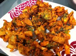 Mixed Vegetable Pakoras | Food for Foodies | Scoop.it