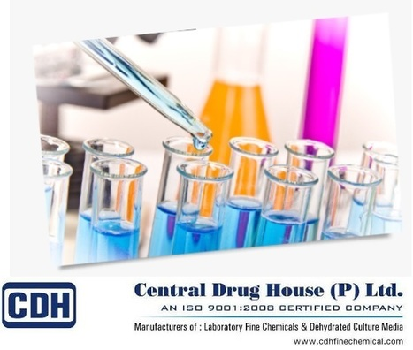 CDH- Laboratory Chemicals India   Central