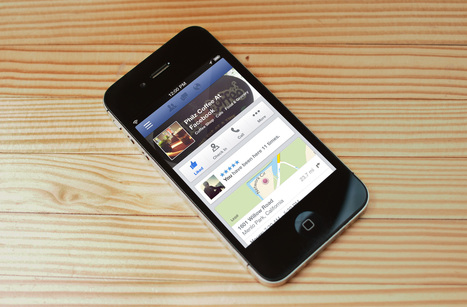 Facebook borrows from Yelp with refreshed design of mobile Pages | Mobile (Android) apps | Scoop.it