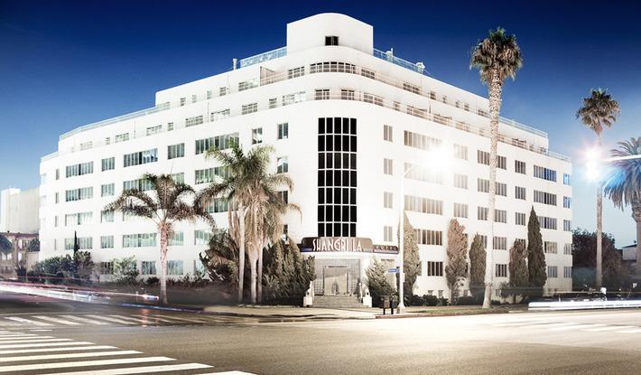 Staying Streamline Moderne at Santa Monica's Classic Art Deco Hotel   Artinfo   Art Decoed   Scoop.it