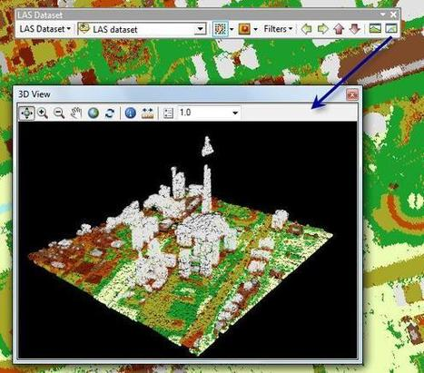 ArcGIS Enhancements in Action: Lidar | Support Services Blog | Geoprocessing | Scoop.it