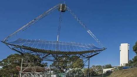 Solar thermal record sees 97% conversion of sunlight into steam | HCPV | Scoop.it