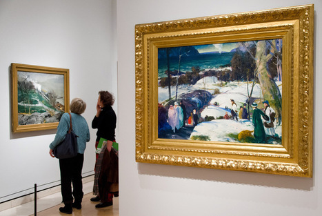 First retrospective of works by painter George Bellows opens at the Royal Academy of Arts | Museums and cultural heritage news | Scoop.it