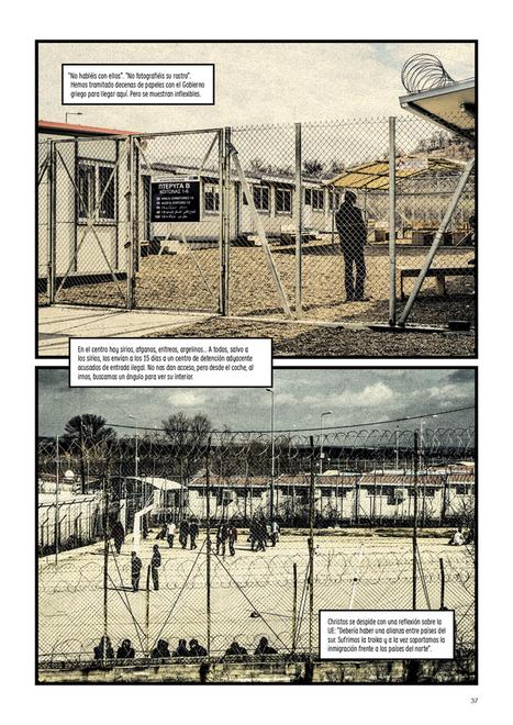 La grieta: un reportaje en cómic que explica cómo se está rompiendo Europa | Activismo en la RED | Scoop.it