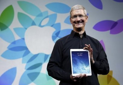Apple's iPad business is shrinking like crazy and the iPad Pro couldn't save it | Is the iPad a revolution? | Scoop.it