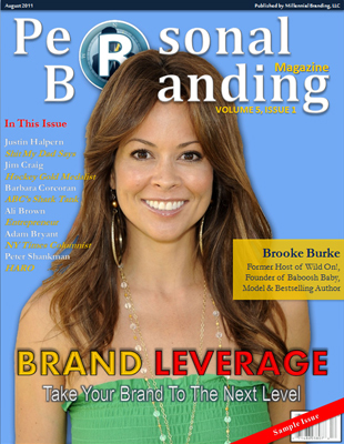 Social Media's Jack Humphrey Gets Busy Branding With Brooke Burke! | Social Media Marketing 1.0 | Scoop.it