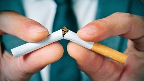 Stop smoking services may boost mental health of people with depression (UK)   Alcohol & other drug issues in the media   Scoop.it