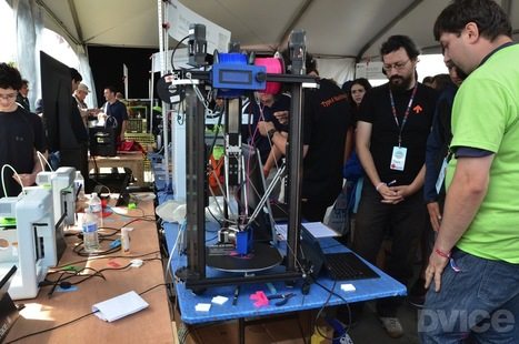 Windows 8.1 to offer easy, intuitive 3D printing for everyone | 3D Printing and Innovative Technology | Scoop.it