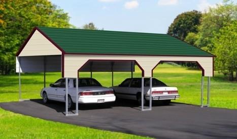 Garage Met Carport : Carolina carports mount airy nc carolina met