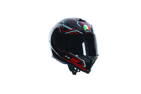 The K-5 is most highly anticipated helmet of the 2015 AGV collection, and is now available | Motorcycle Industry News | Scoop.it