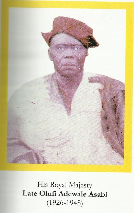 The Olufi of Gbongan Osun State Nigeria Oba Adewale Asabi | They put Afrika on the map | Scoop.it