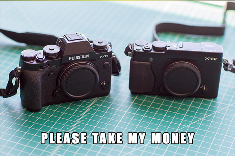 FujiFilm's Mirror-less Madness: Hands on with FujiFilm's X-T1 and X ... | Fuji X-E1 and X100(S) | Scoop.it