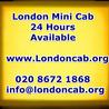 London Mini Cab