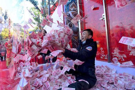 Donner 1000 euros à chaque citoyen, l'idée controversée de la BCE   Nouvelle Donne   Scoop.it