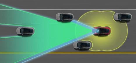 Tesla dote ses nouvelles voitures de fonctions auto-pilote | high-tech, tendances et prospective | Scoop.it