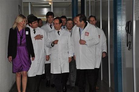 Hollande, en VRP du «patriotisme industriel»   Hollande 2012   Scoop.it