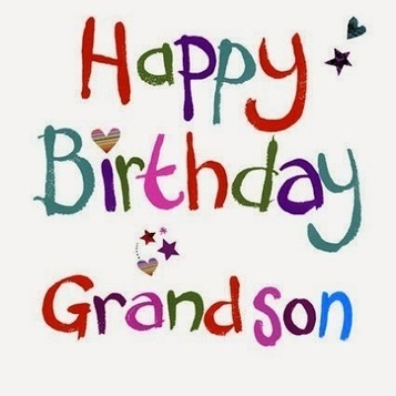 happy birthday grandson wishes quotes message