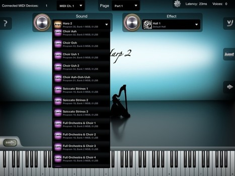 iSymphonic Orchestra update – choir-based sounds now available via IAP | Music education and music technology | Scoop.it