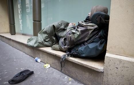 Paris: Homeless Plus, l'application qui vient en aide aux SDF   Associations - ESS - Participation citoyenne   Scoop.it