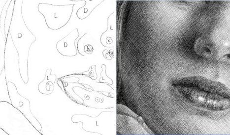 pencil shading tips' in Drawing and Painting Tutorials