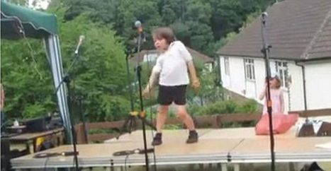 Boy Performs Incredible Lady Gaga Routine   Knowledge And Entertainment   Scoop.it