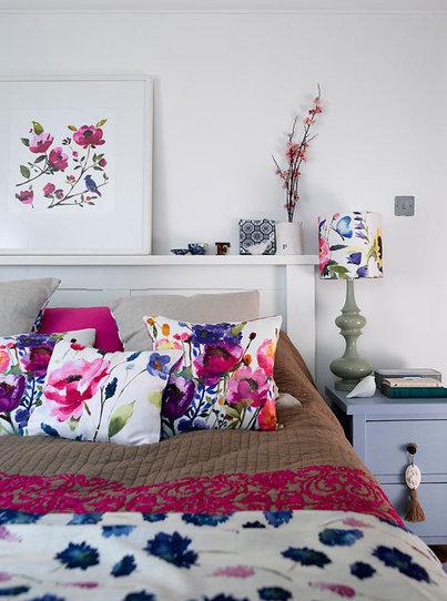 La maison colorée de Fiona, créatrice de Bluebellgray | décoration & déco | Scoop.it
