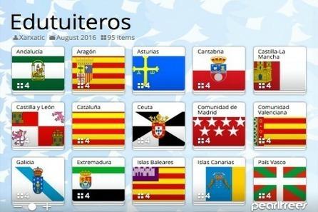 Edutuiteros, una nueva lista de tuiteros made in Spain | Entornos Personales y Sociales de Aprendizaje | Scoop.it