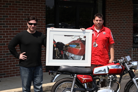 Artist Spotlight – George Papadakis | Ducati.net | Ductalk Ducati News | Scoop.it