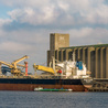 FIRST FRENCH GRAIN SHIP TO CHINA FOR 9 YEARS