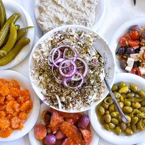 A Taste of Israel: Photos From a Food Tour | The Kitchn | The Friends & Food Circle | Scoop.it