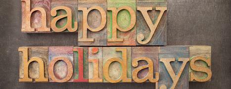 Holiday Rhythms | Mental Health & Creativity | Scoop.it