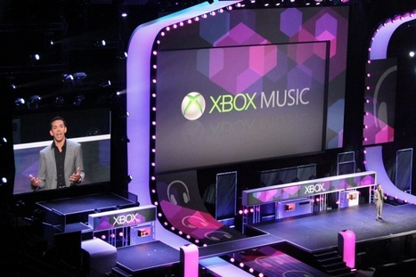 12 Reasons Microsoft's Xbox Music Can Be A Contender - hypebot | What's happening on the Digital Music Industry | Scoop.it