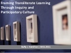 Framing Transliterate Learning Through Inquiry ... | transliteracylibrarian | Scoop.it