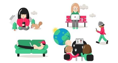 Genera ideas en equipo con esta herramienta en línea | Educar, innovar, compartir | Scoop.it