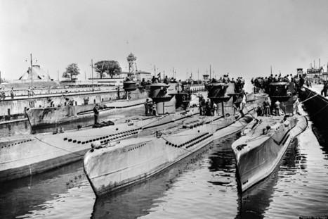 Nazi Submarine Found Off Norway Coast, Sunken German U-486 Wreckage ... - Huffington Post | ediving | Scoop.it