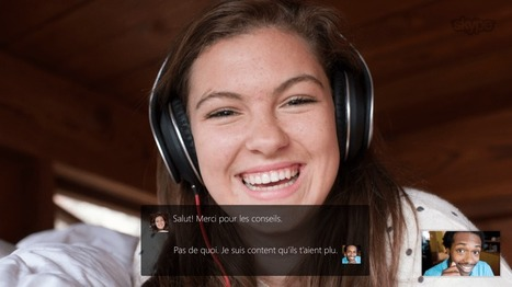 Skype for Windows now has real-time translation built in | Google Plus Business Pages | Scoop.it