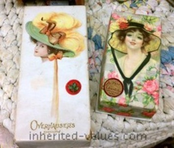 Sweet Antique Candy Boxes | You Call It Obsession & Obscure; I Call It Research & Important | Scoop.it