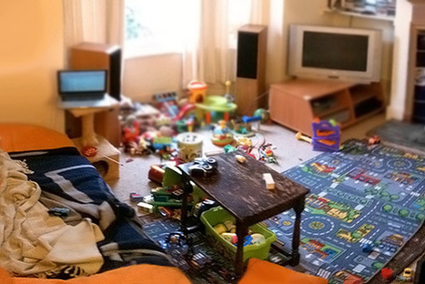 The Link Between Clutter and Depression   Mental Health & Emotional Wellness   Scoop.it