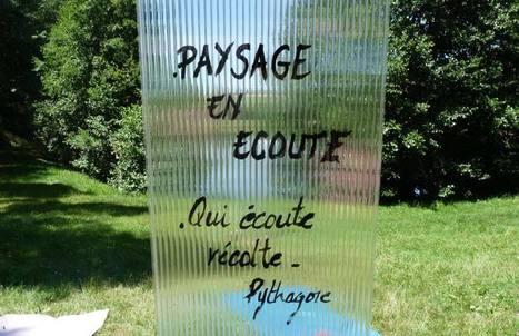 CALLIGRAPHIE SONORE - PAYSAGE EN ÉCOUTE | Expérience(s) sensible(s) du territoire | Scoop.it