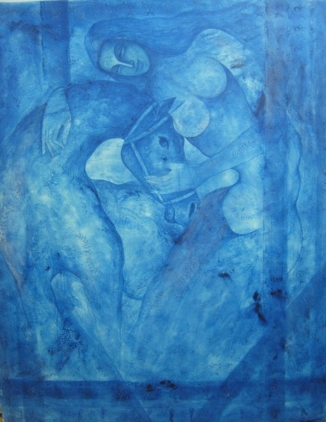 Art Paintings Of Indian Artists Online Gallery