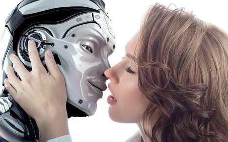 Peut-on faire l'amour avec un robot ? | Le pouvoir du transhumanisme | Scoop.it