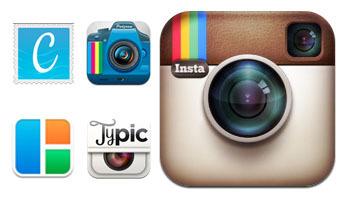 Instagram : des applications complémentaires | Cabinet de curiosités numériques | Scoop.it