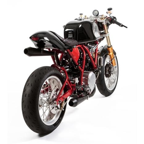 Dreamliner: a Ducati-powered custom from Deus   Bike EXIF   Ductalk Ducati News   Scoop.it