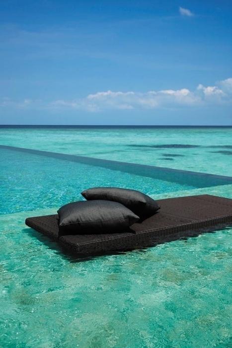 Maldives: Villa Muthee | Wicked! | Scoop.it