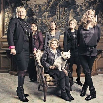 Amazing Women Champagne Family snap !!!... - Reims Champagne Web-agency | Facebook | Champagne.Media | Scoop.it