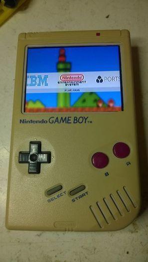 Gameboy LCD+Raspi Upgrade | [OH]-NEWS | Scoop.it