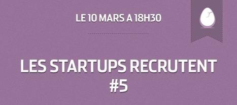 Les startups recrutent #5 à La Cantine Toulouse | La lettre de Toulouse | Scoop.it