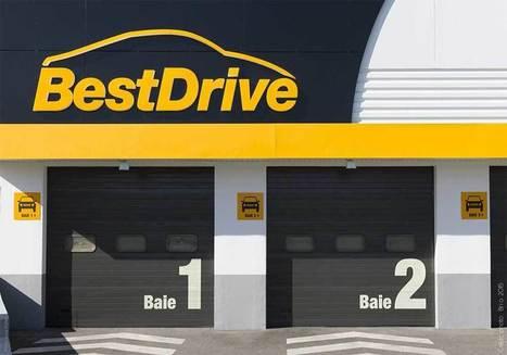 Brio crée le concept du réseau BestDrive   Retail Design Review   Scoop.it