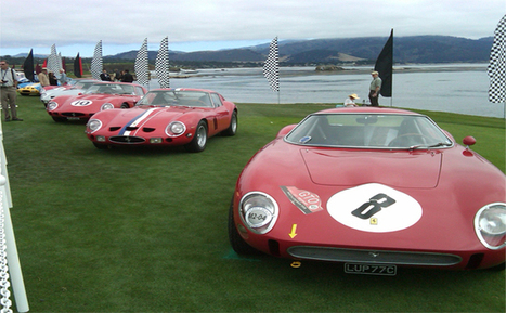 Concours d'Elegance | Monterey Auto Shows | Monterey Sporting Events | Automotive Supply Chain | Scoop.it